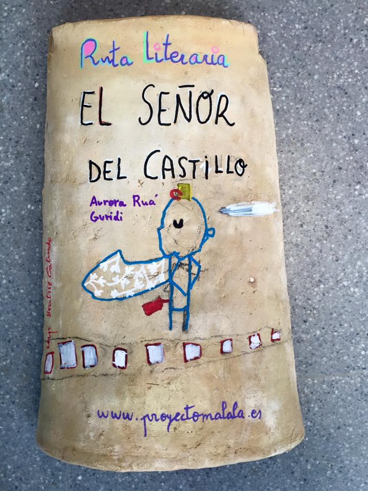teja literaria el señor del castillo