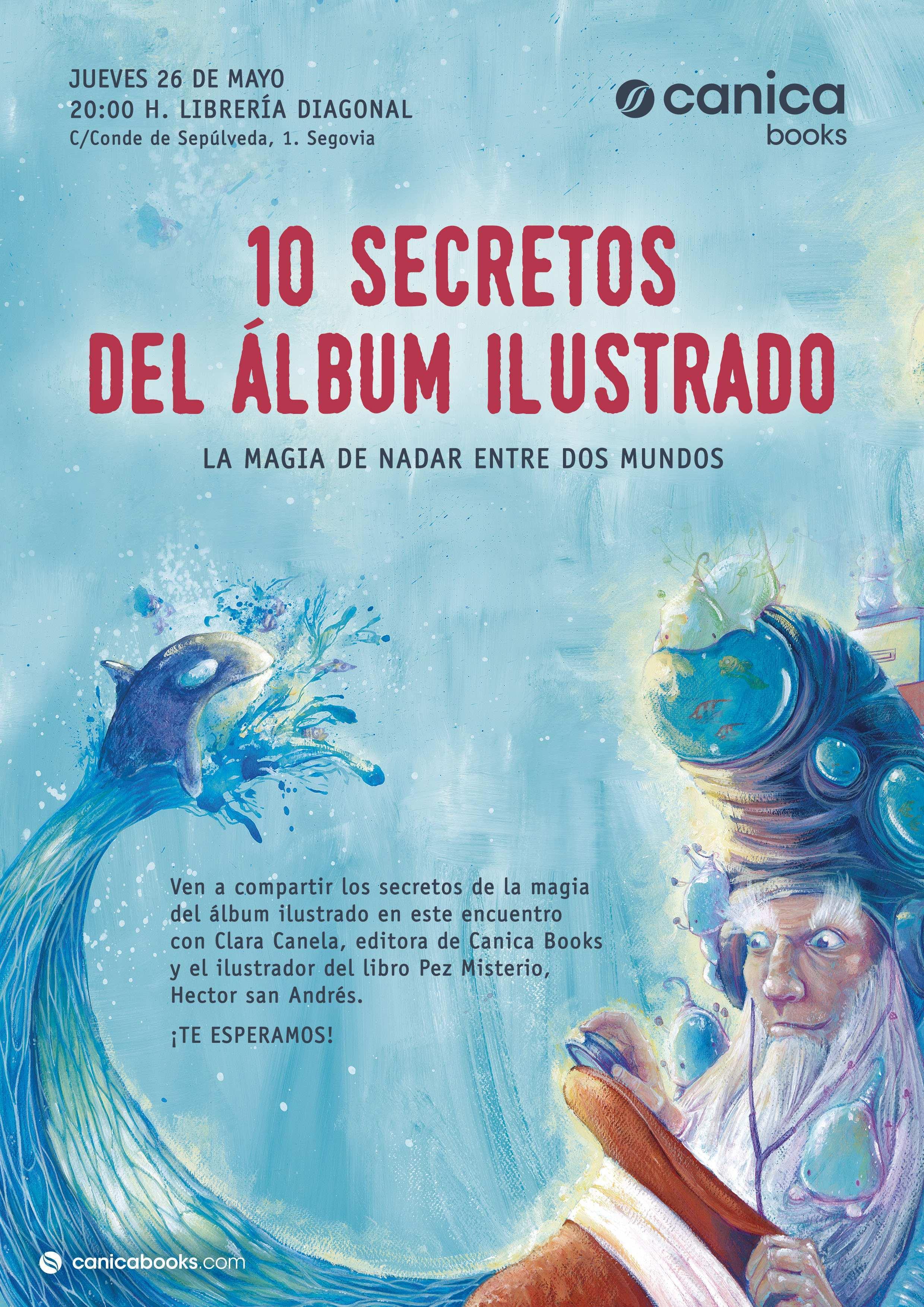 10SecretosAlbumIlustrado